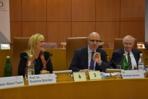 Podiumsdiskussion der Rechtsanwaltskammer Koblenz: Terrorabwehr im Rechtsstaat