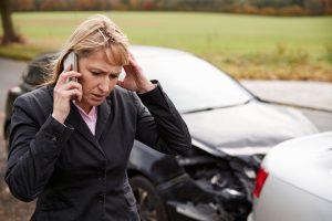 wie verhalte ich mich richtig nach einem autounfall?