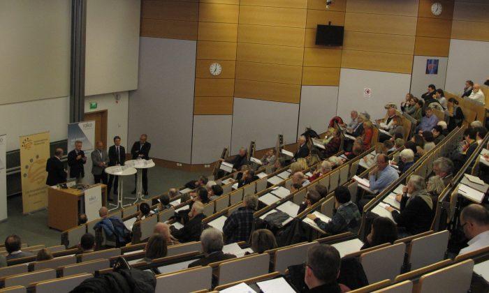"""Das Fachsymposium """"Selbstbestimmt sterben"""" findet am 21.11. an der Universitätsmedizin in Mainz statt."""
